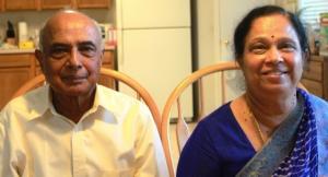 85_B N and Sudha Kesarinath