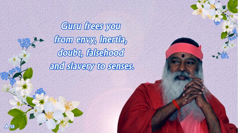 Guru (English) ~ June 29, 2013