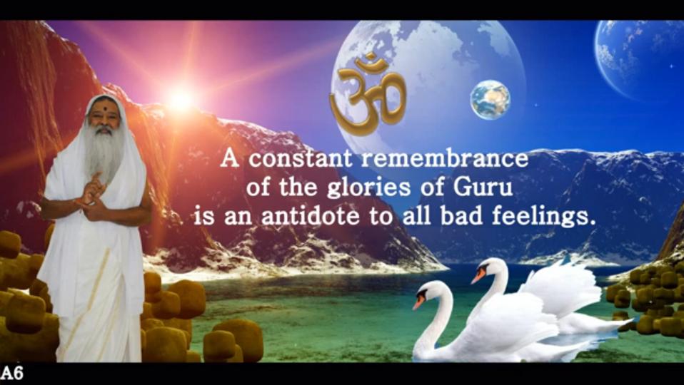 Glories of Guru (English) ~ July 22, 2013