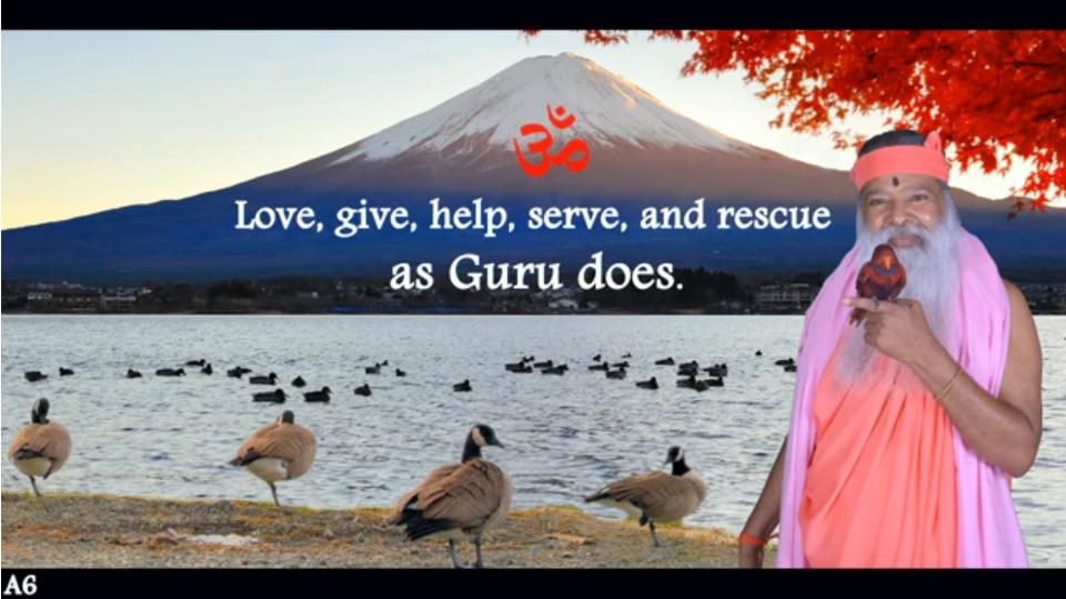 Love give help