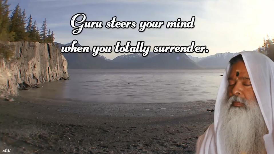 Guru steers your mind