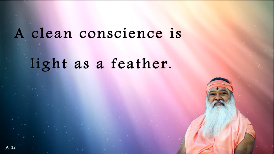 cean conscience