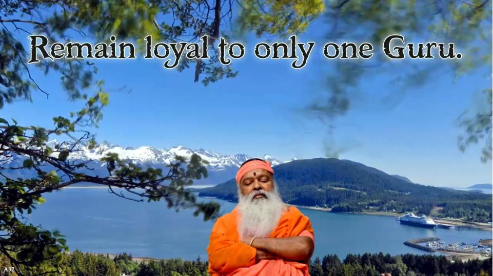 loyal to Guru
