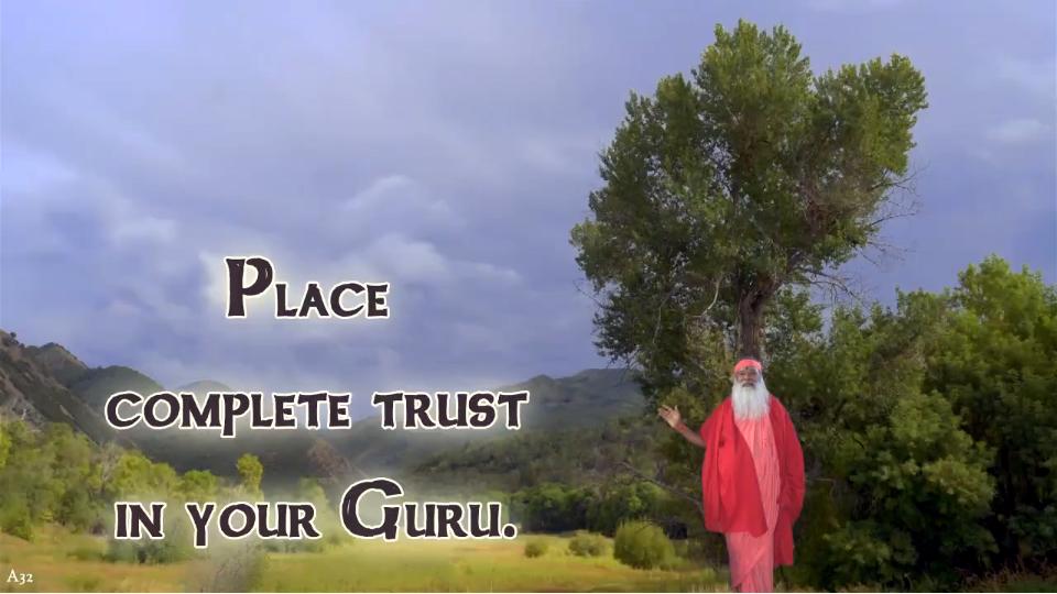 trust in Guru