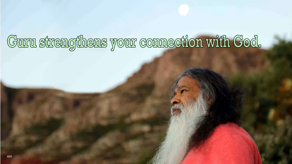 Guru and God