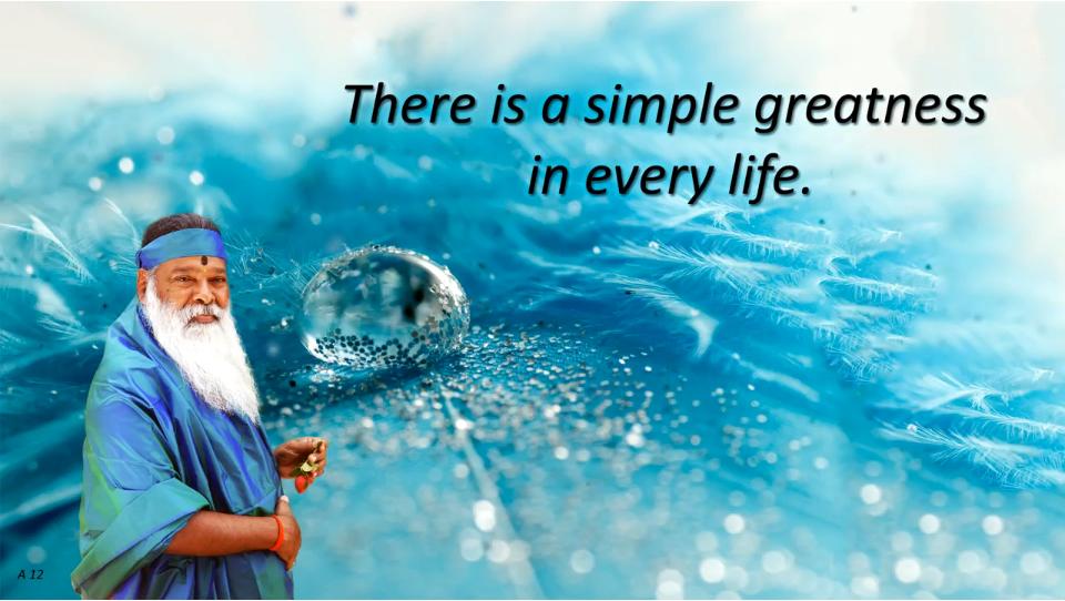 every life