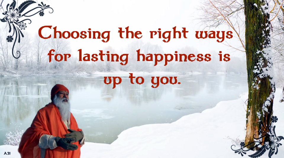 lasting happiness