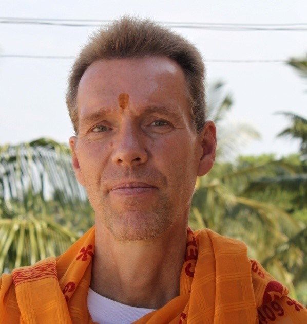93-Devotee Experiences ~ Pingala Manfred Herden, Germany
