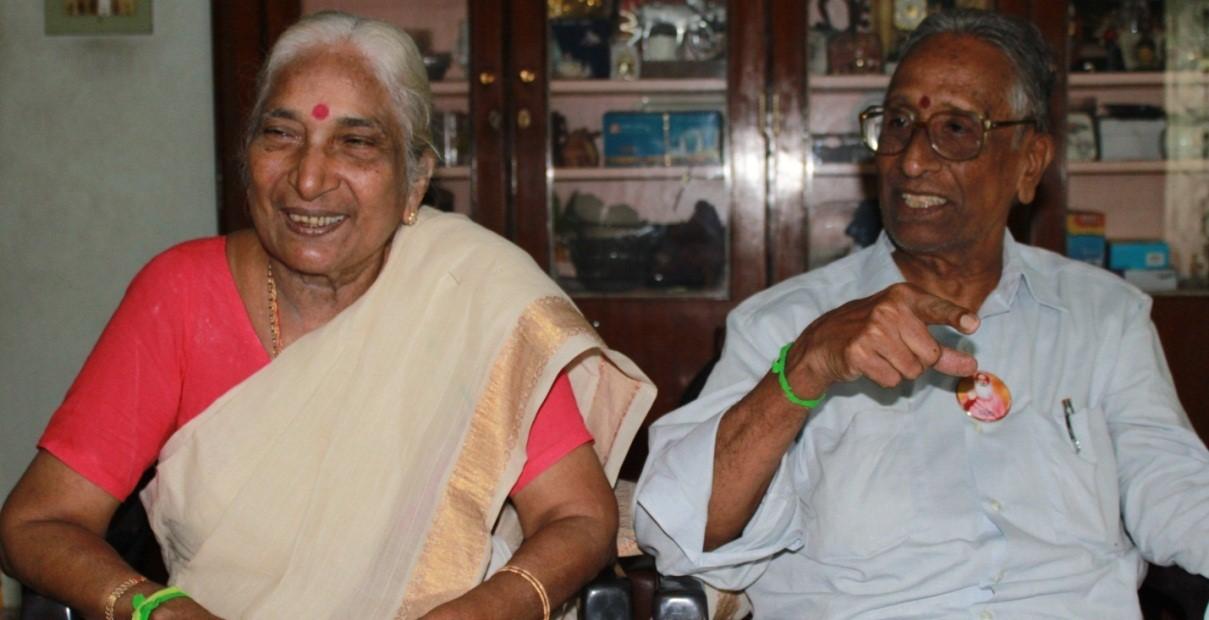 101.Devotee Experiences ~ Kolli Gopala Krishnaiah and Krishna Kumari, Vijayawada