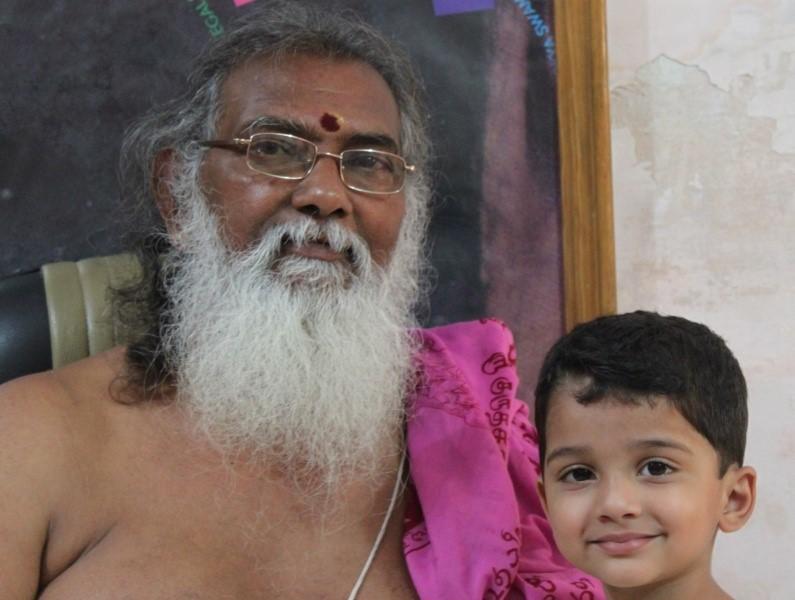 97-M S Prasad, Rishikesh