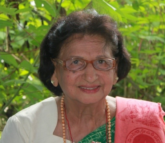 110-Devotee Experiences ~ Anoesoeja Brijmohan-Hindori, Surinam