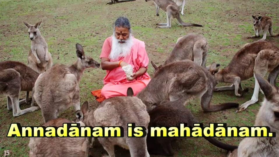 Annadanam