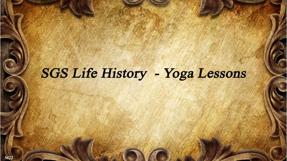YogaLessons